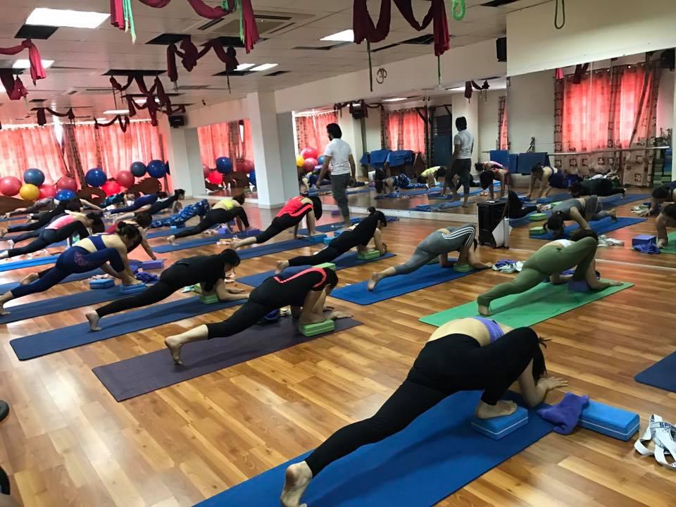 Lắp đặt âm thanh phòng yoga chuyên nghiệp
