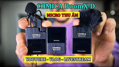 Micro Comica BoomX D
