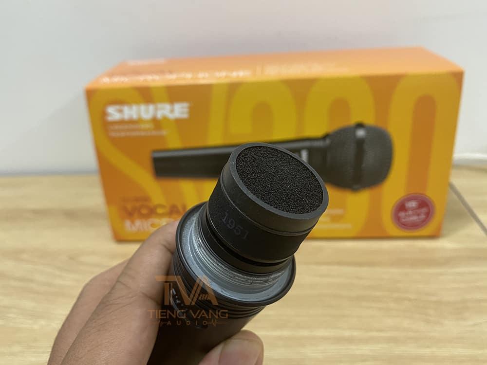 Micro có dây Shure Sv200 Q