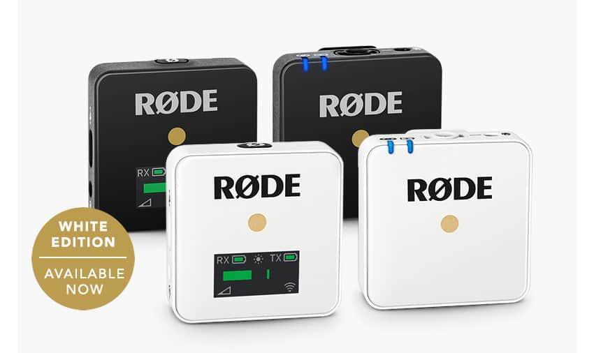 Cho thuê micro Rode Wireless Go chuyên nghiệp