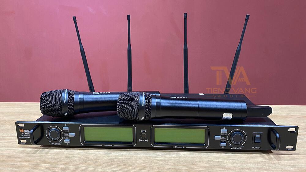 micro không dây Bosa BS 112W