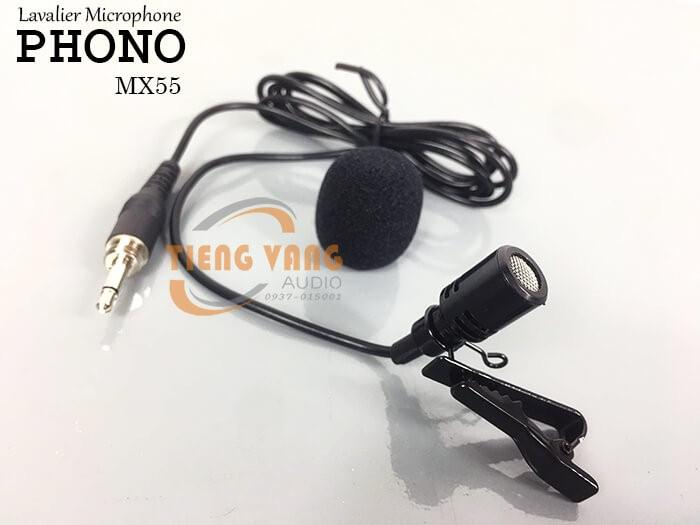 micro cai ao phono mx55