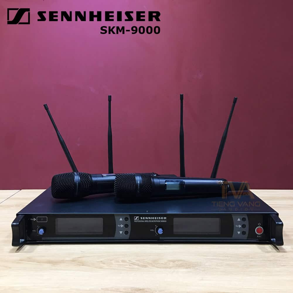Micro Sennheiser SKM9000