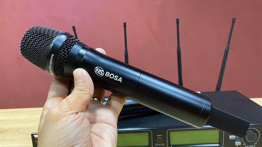 micro không dây Bosa BS 112W cao cấp