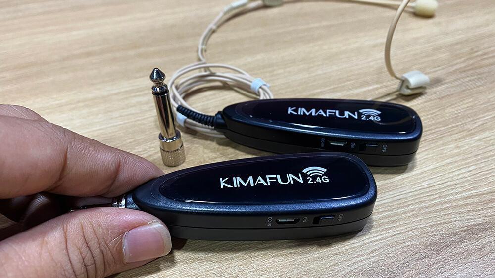 Micro đeo tai kimafun KM G120