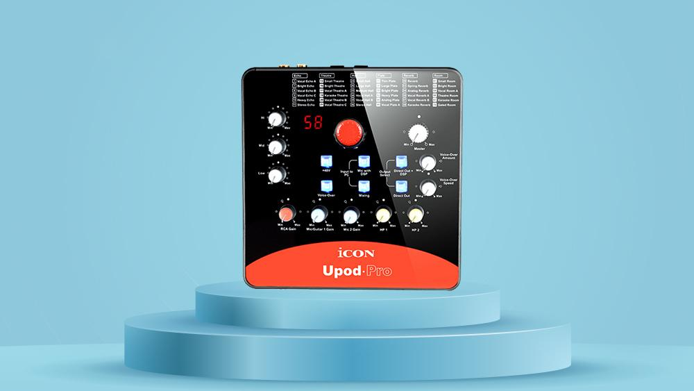Soundcard icon upod pro pc k200